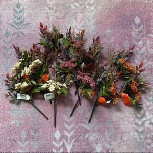 6 Fall Florals 🍂